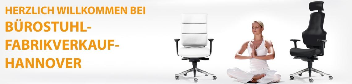 Bürostuhl-Fabrikverkauf-Hannover - zu unseren Chefsesseln